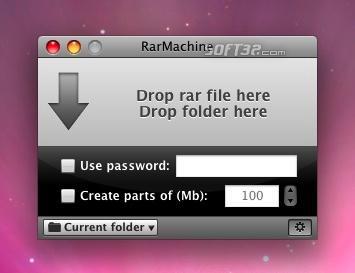 RarMachine Screenshot 2