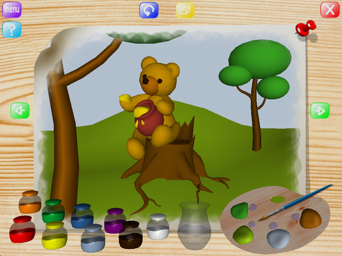 Animals Coloring Book for Mac Screenshot