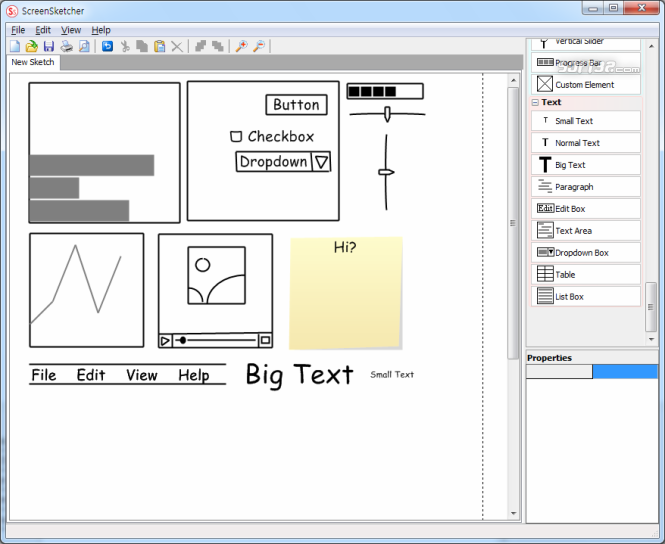 ScreenSketcher Screenshot 3