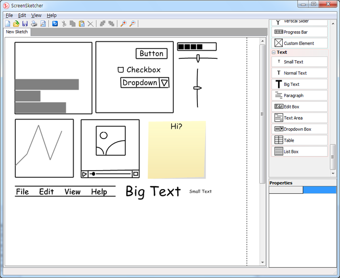 ScreenSketcher Screenshot