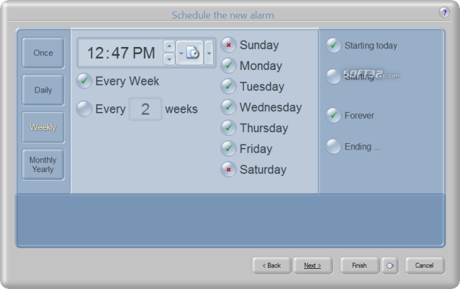 Talking Alarm Clock Screenshot 4