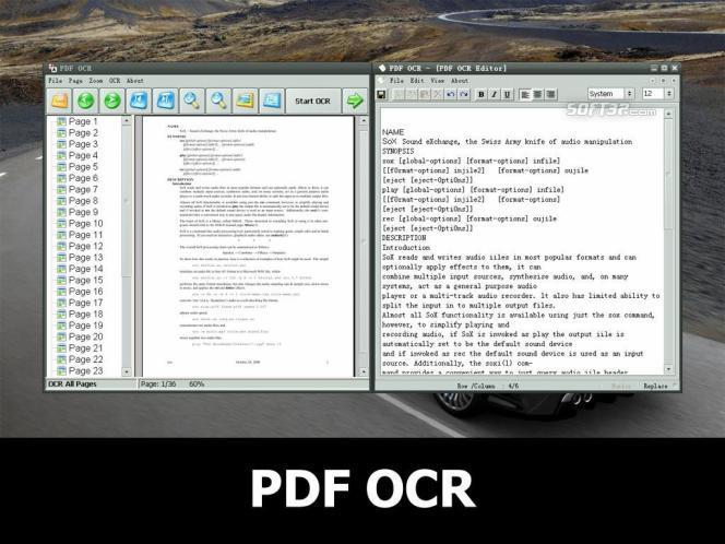 PDF OCR Screenshot 2