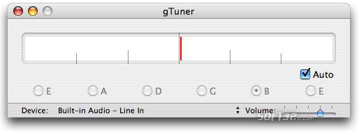 gTuner Screenshot