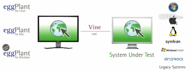 Vine Server & Viewer Screenshot 1