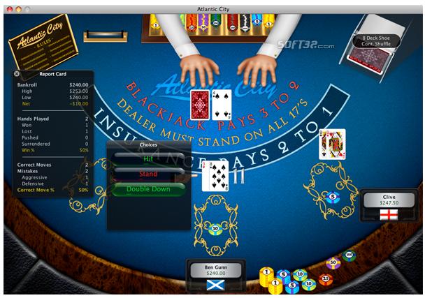 World of Blackjack Screenshot 3