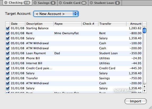 moneyGuru Screenshot 5