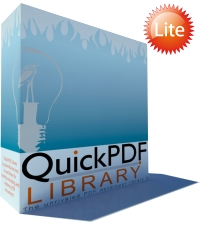 Quick PDF Library Lite Screenshot