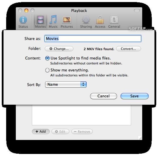 Playback Screenshot 5