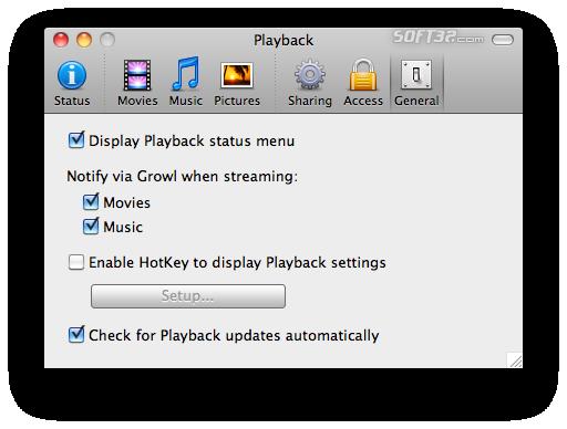 Playback Screenshot 6