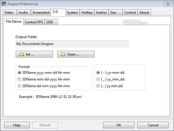 Gregion Screenshot 6