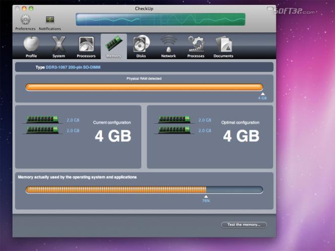 CheckUp Screenshot 4