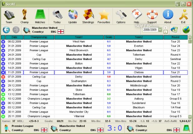 SocAll Screenshot 2