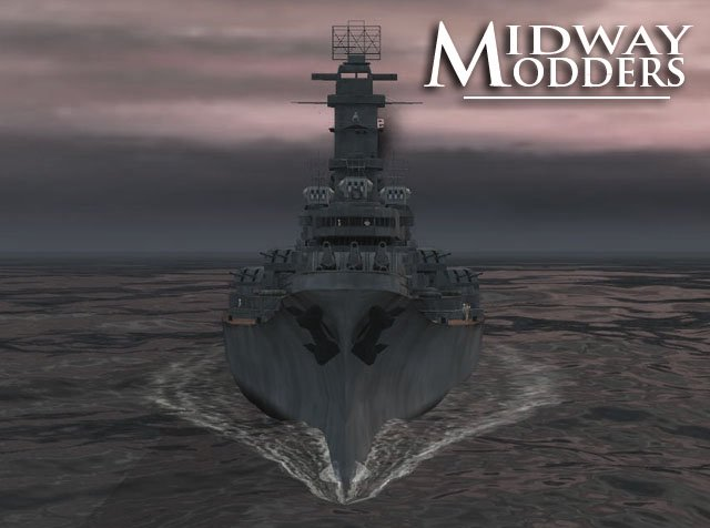 Battlestations Midway Modders Mappack 2 (MacOS) Screenshot
