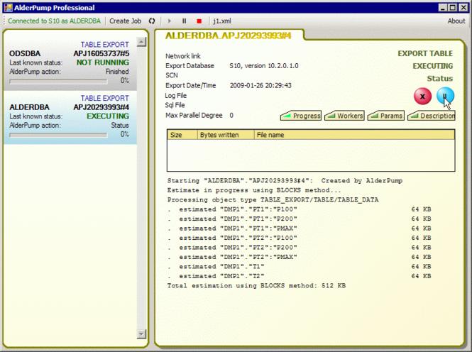 AlderPump Screenshot 3