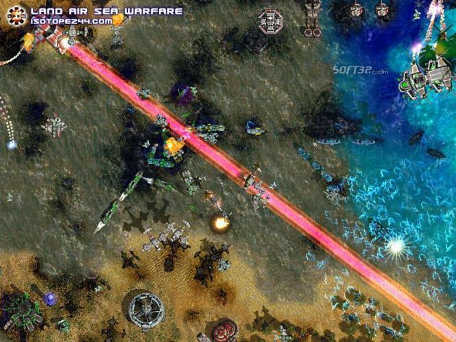 Land Air Sea Warfare Screenshot 2