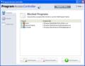 Program Access Controller 1