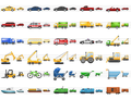Perfect Transport Icons 3