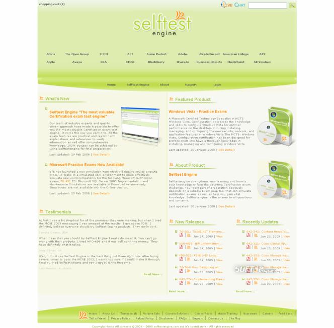 Download 70-647 Free MS-Practice Exam Screenshot 2
