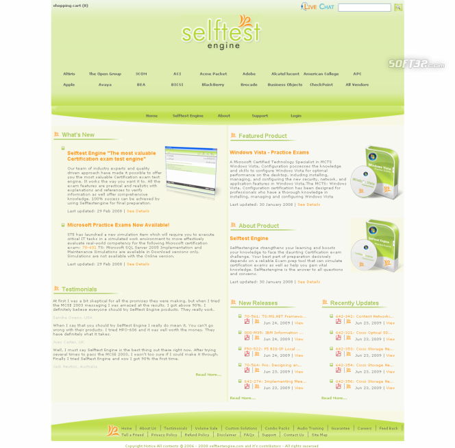 Download 000-084 IBM Free Practice Exam Screenshot 2