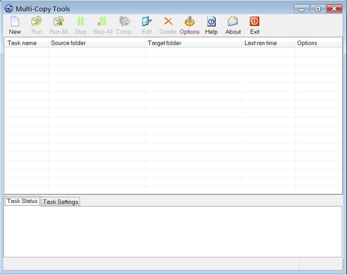 Multi-Copy Tools Portble Version Screenshot