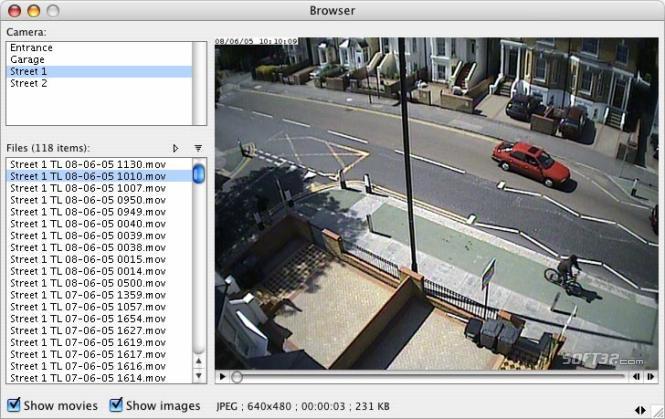 SecuritySpy Screenshot 5