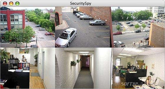 SecuritySpy Screenshot