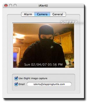 iAlertU Screenshot 2