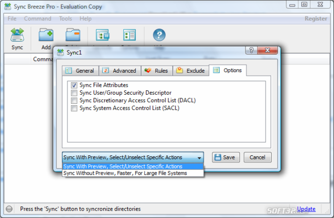 SyncBreeze Pro Screenshot 6
