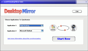DesktopMirror Suite Screenshot 1