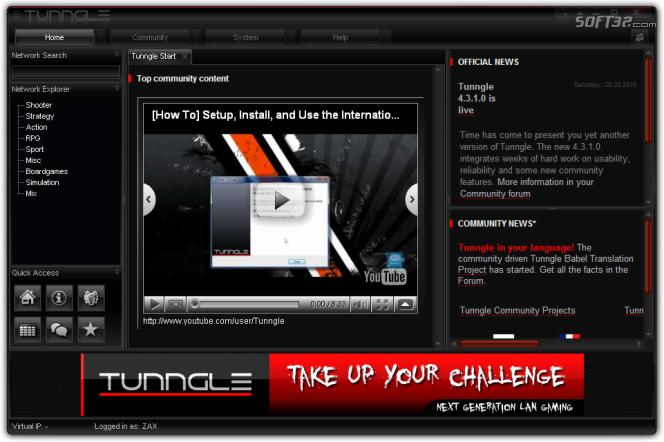Tunngle Screenshot 2