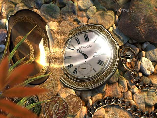 The Lost Watch 3D Screensaver Screenshot 3