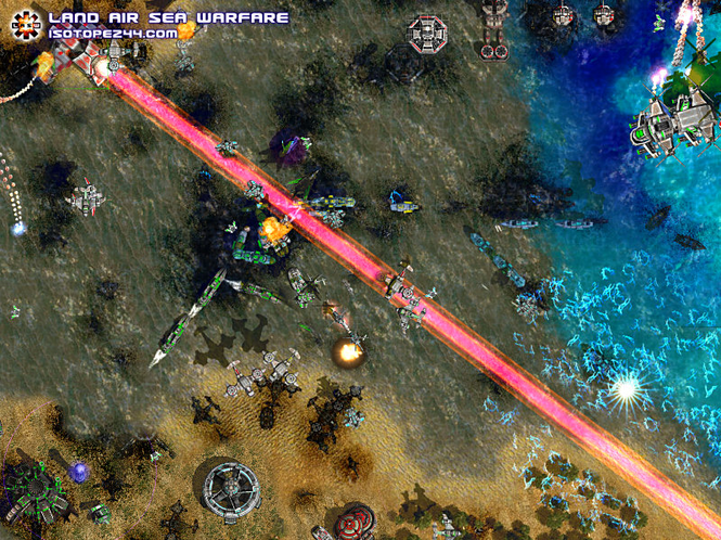 Land Air Sea Warfare Mac Screenshot 1