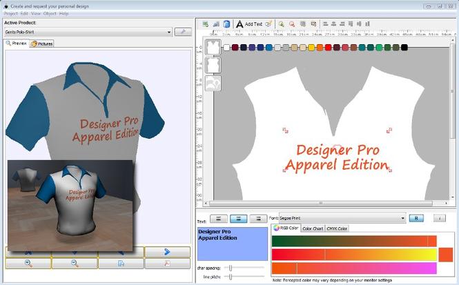 Designer Pro Screenshot