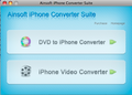 Ainsoft iPhone Converter Suite for Mac 1