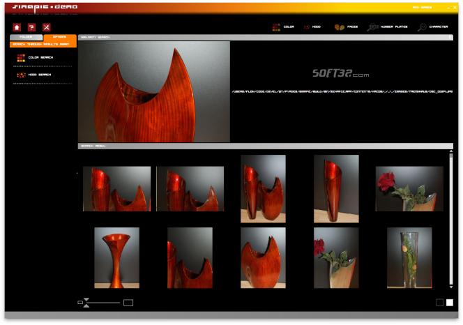 SIMAPIC Image Processing Demo for Mac Screenshot 2