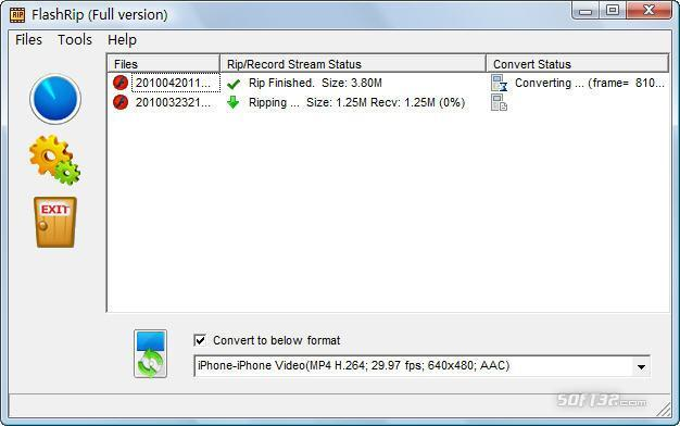 FlashRip(Basic Version) Screenshot 2