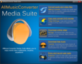 AllMusicConverter Media Suite 1