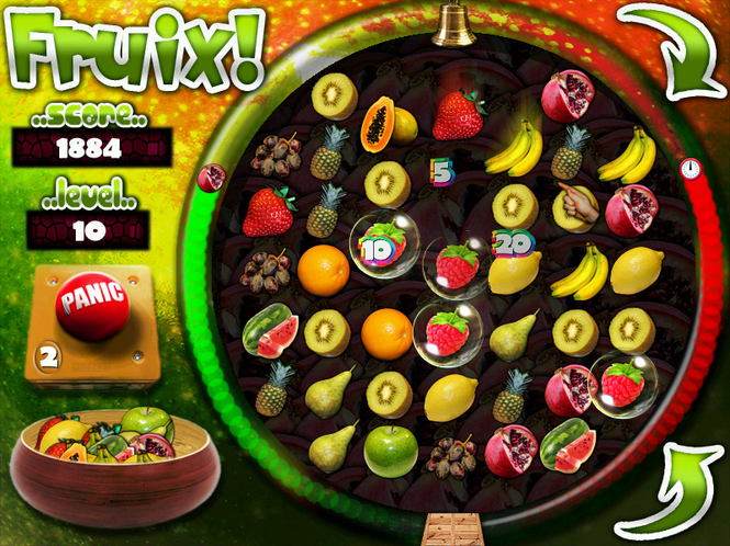 Fruix for Mac Screenshot