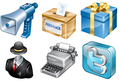 Social icon library 5000 social icons 2