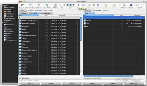 Disk Order Screenshot 4
