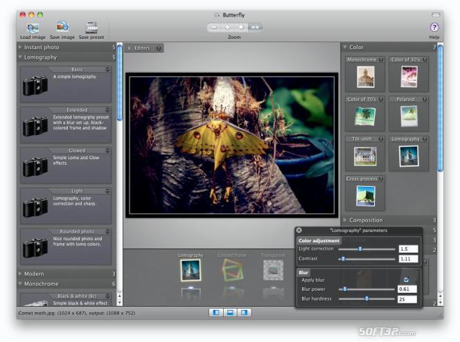 PhotoStyler Screenshot 2