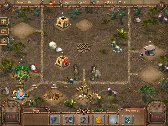 Aztec Tribe Screenshot