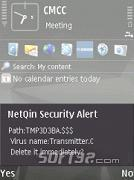 NetQin Antivirus 3.2 Multilingual Symbian S60 3rd Screenshot 3