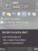 NetQin Antivirus 3.2 Arabic for S60 3rd Screenshot 3