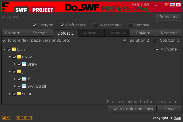 DoSWF Screenshot 2