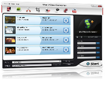 Blaze Video Magic for iPod Screenshot
