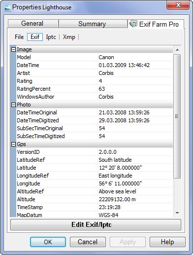 Exif Farm Pro Screenshot