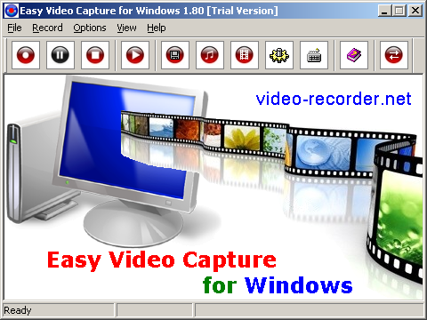 Easy Video Recorder for Win Screenshot 1