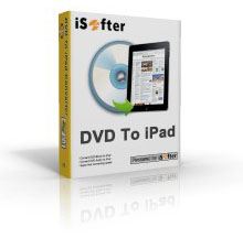 iSofter DVD to iPad Converter Screenshot