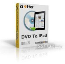 iSofter DVD to iPad Converter Screenshot 3
